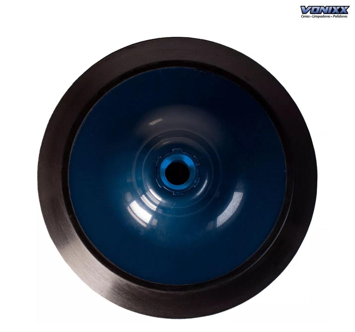 """Suporte Adaptador Flexível Politriz Rotativa 5"""" rosca M14 Vonixx"""