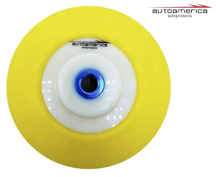 Suporte Boina De Espuma Com Velcro 150mm 6 pol Autoamerica
