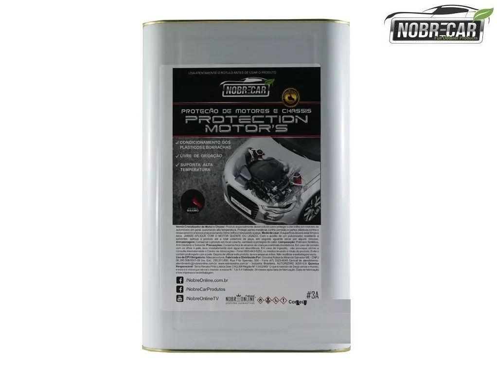 Verniz De Motor Protection Motors 5L Nobre Car