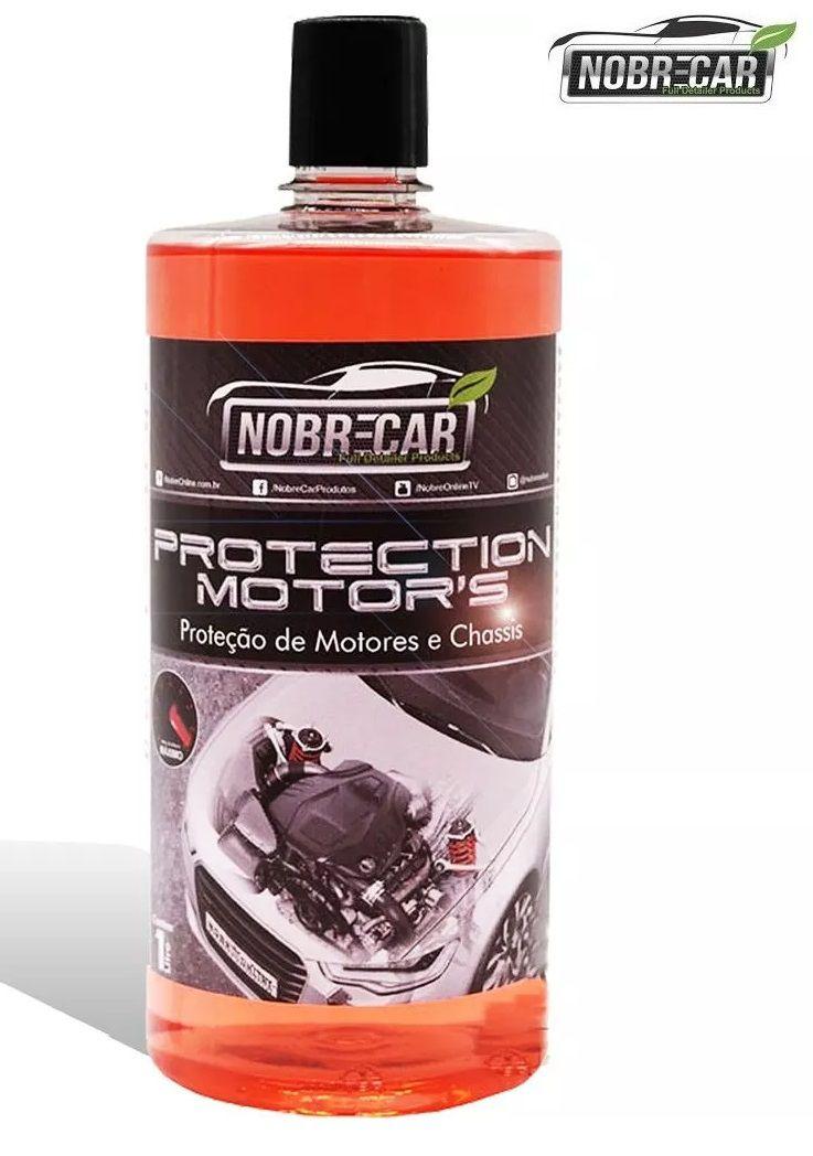 Verniz De Motor Protection Motors 900ml Nobre Car