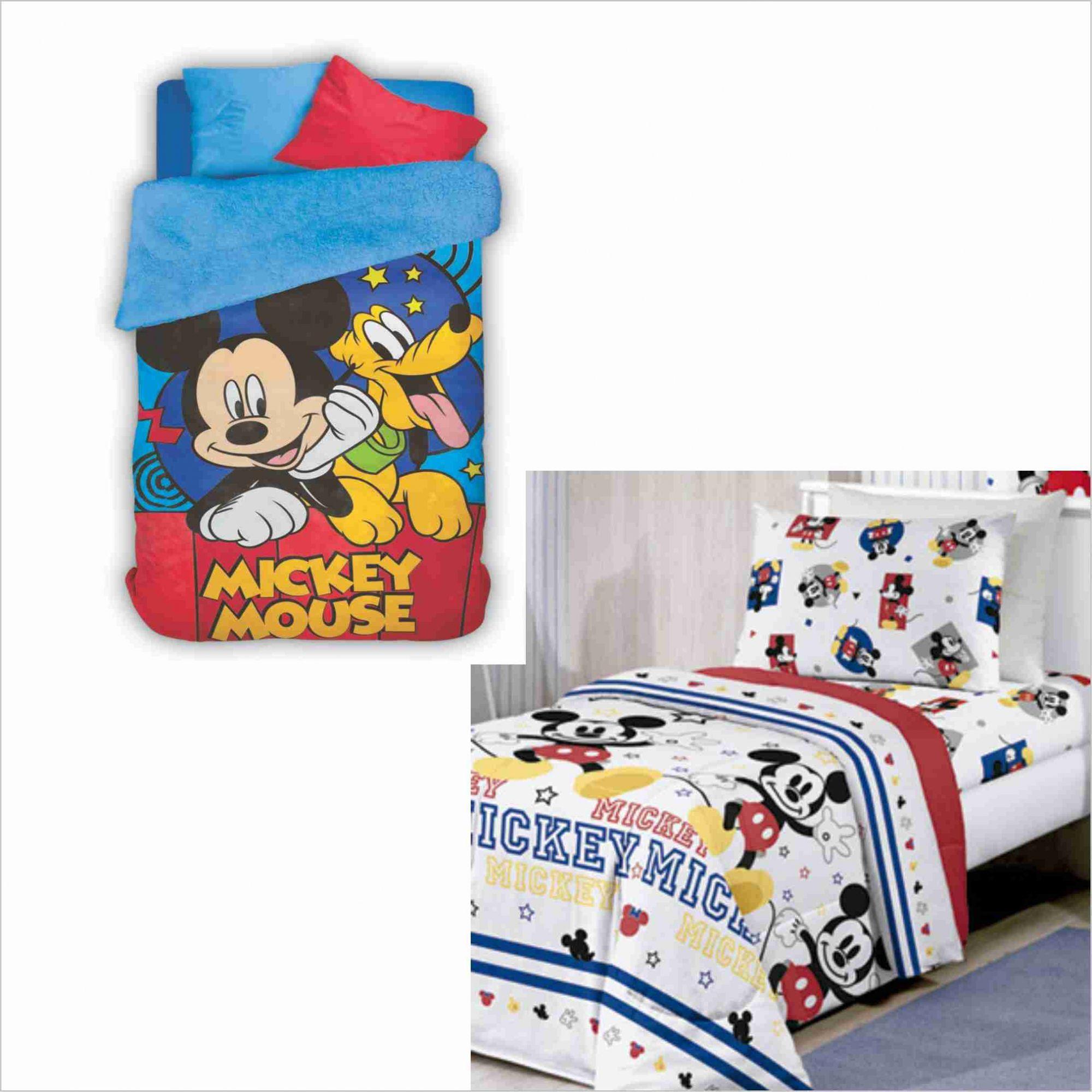 976412f772 Coberdrom + Jogo Cama Lençol Mickey Play Disney - PEQUENININHOS.COM