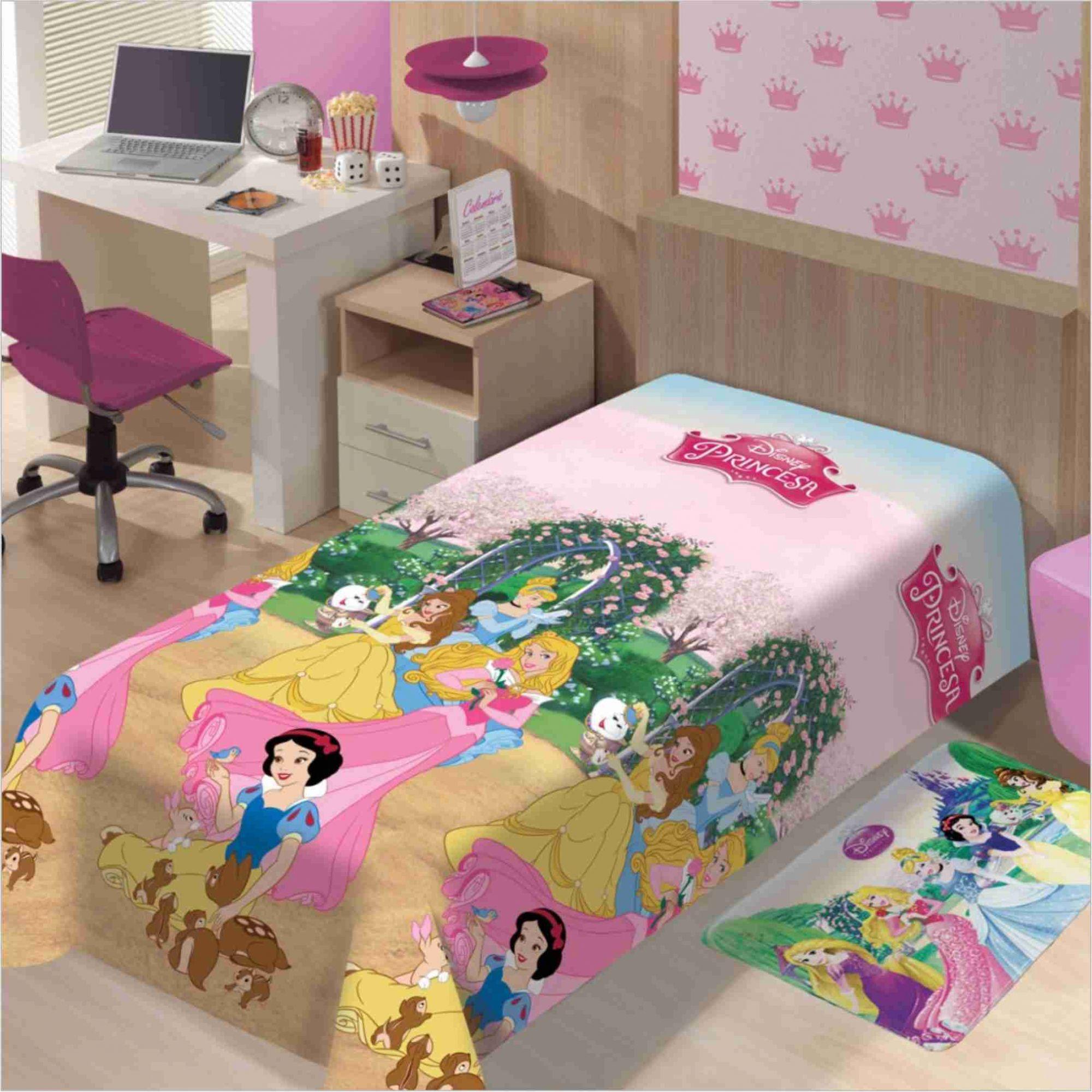 0f63dd3f7d Manta Soft+ Jogo Cama Lençol 2pçs Infantil Princesas Disney -  PEQUENININHOS.COM