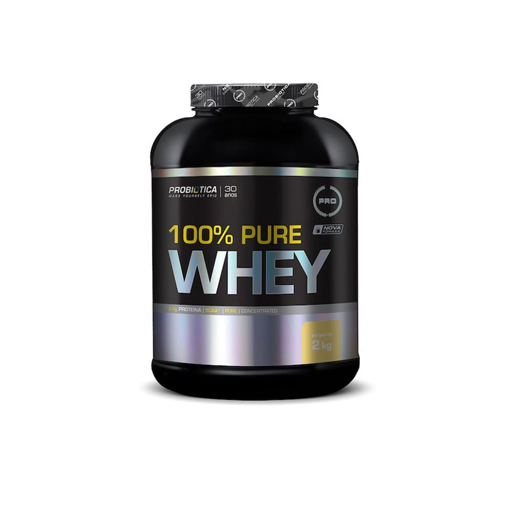 100% Pure Whey (2,268kg) - Probiótica