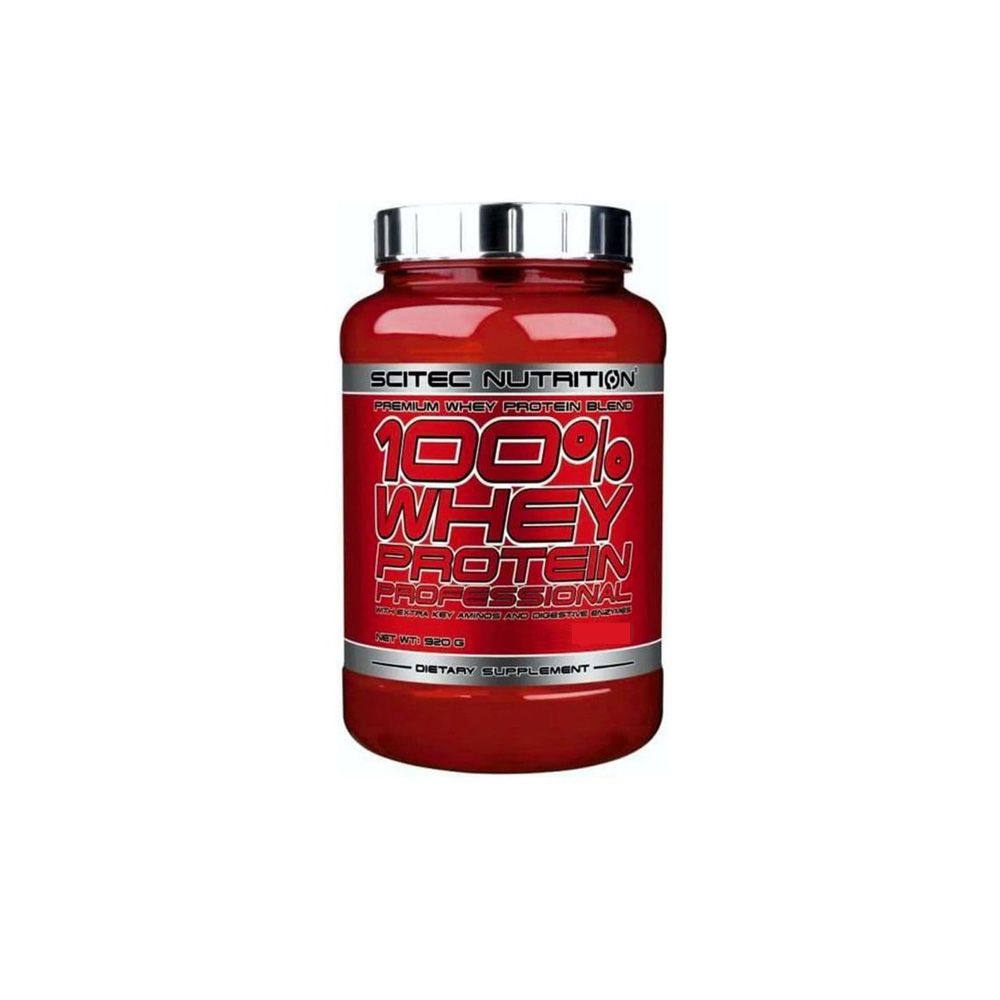 100% Whey Protein Professional (920g) - Scitec