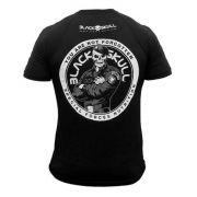 Camiseta Dry Fit Soldado Bope (Preta) - Tamanho P - Black Skull