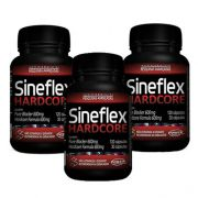 Combo 3x Sineflex Hardcore - Power Supplements