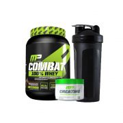 Combo MP - Whey + creatina - Muscle Pharm