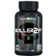 Killer 2F (60caps) - Black Skull