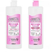 Kit Terapia Desmaia Cabelo (Shampoo + Condicionador) - Kelma