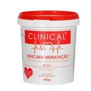 Máscara Hidratação Clinical (450g) - Kelma Cosméticos