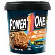 Pasta de Amendoim Integral (1kg) - Power One