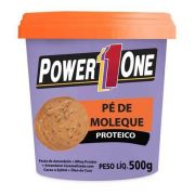 Pasta de Amendoim Sabor: Pé de Moleque (500g) - Power One
