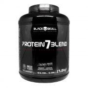 Protein 7 Blend Caveira Preta (1,8kg) - Black Skull