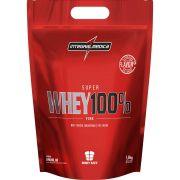 Super Whey 100% Pure (1,8kg) - IntegralMédica Refil