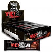 Whey Dark Bar Darkness (caixa c/ 8) - Peanut Butter - IntegralMédica