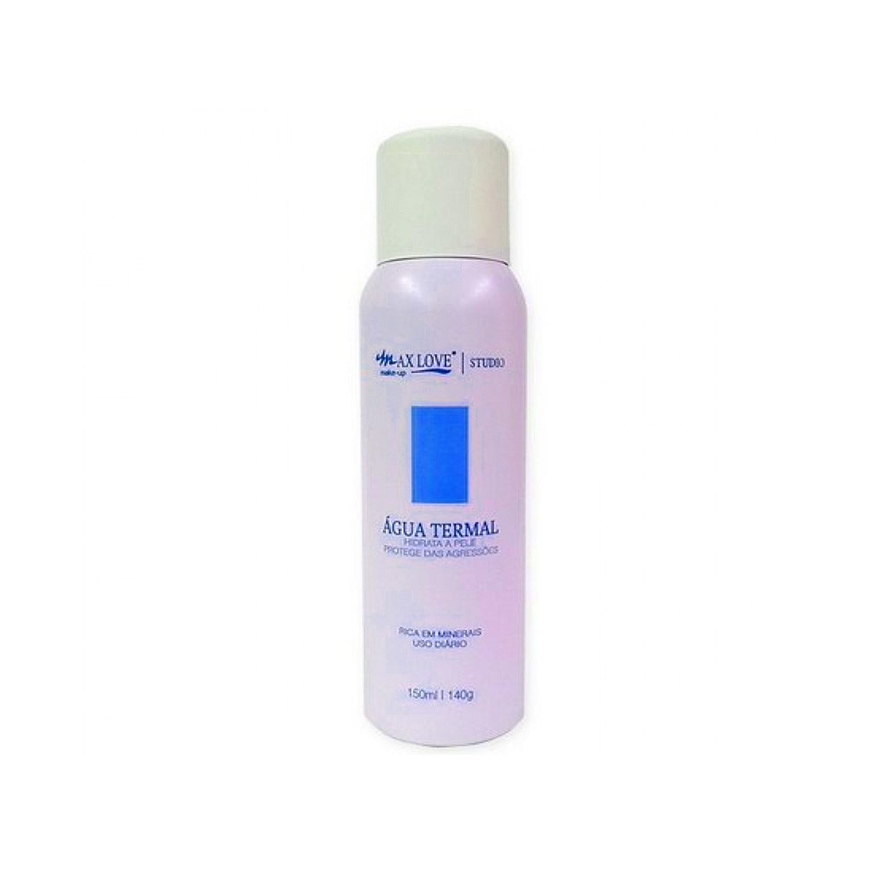 Água Termal Spray 150ml - Max Love