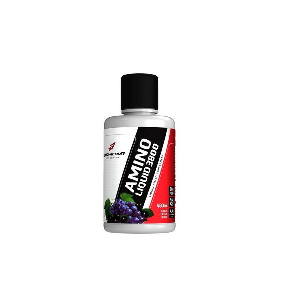 Amino Liquid 3800 480 ml - Body Action