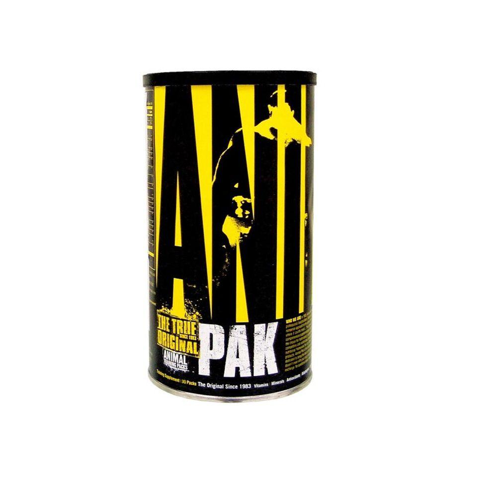 Animal Pak 30 packs - Universal