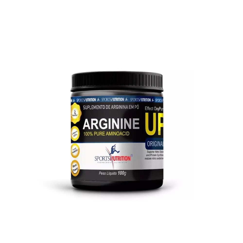 Arginine Isolate 100% pure 100gr - Sports Nutrition