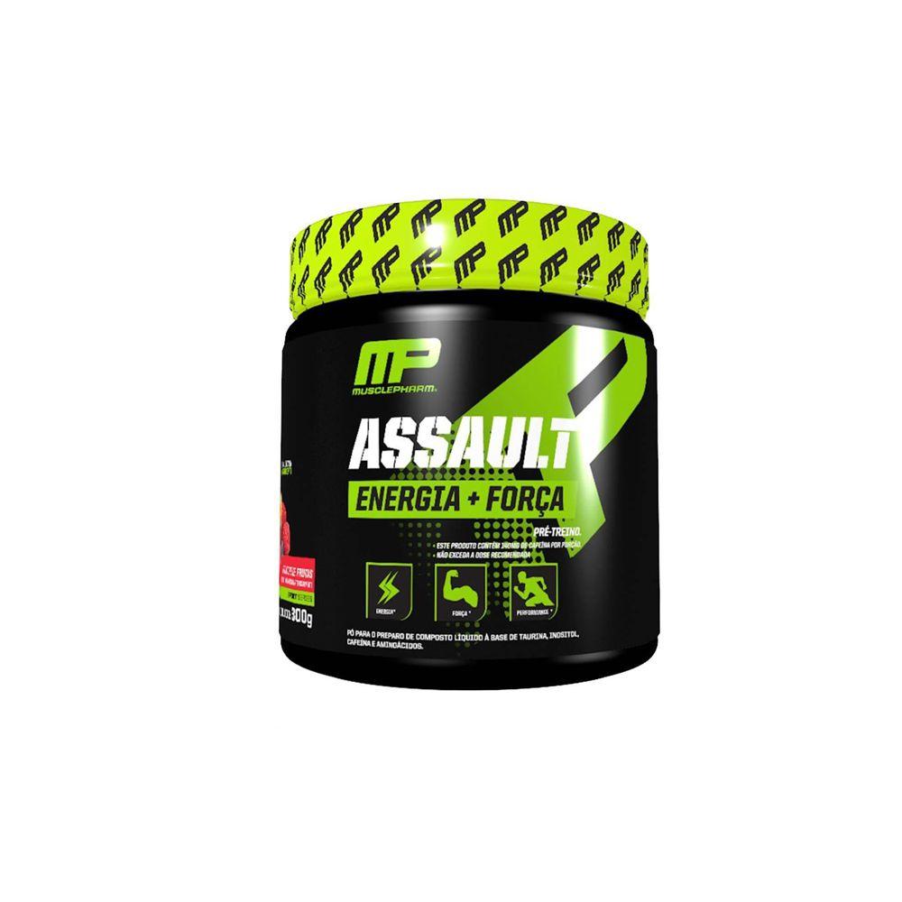 Assault 300gr - Muscle Pharm