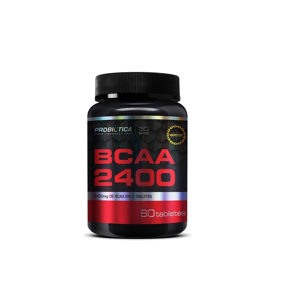 BCAA 2400 60 tabs - Probiótica