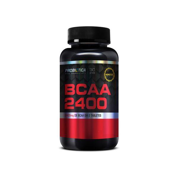 BCAA 2400 (60 tabs) - Probiótica