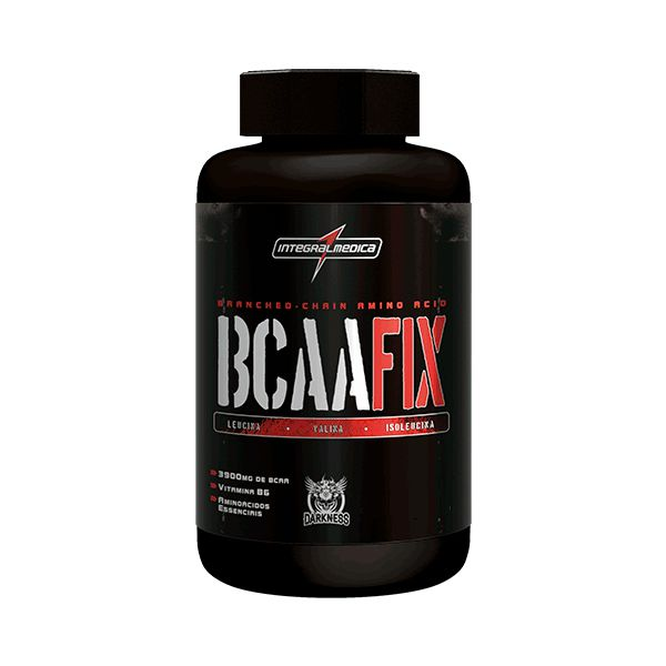 BCAA Fix Darkness (120 tabs) - IntegralMédica