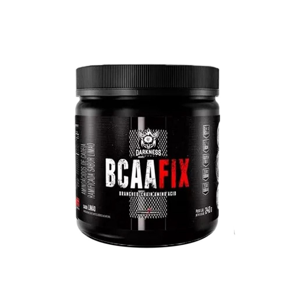 e9da9095d BCAA Fix Power Darkness (240 g) - IntegralMédica - Iron Action