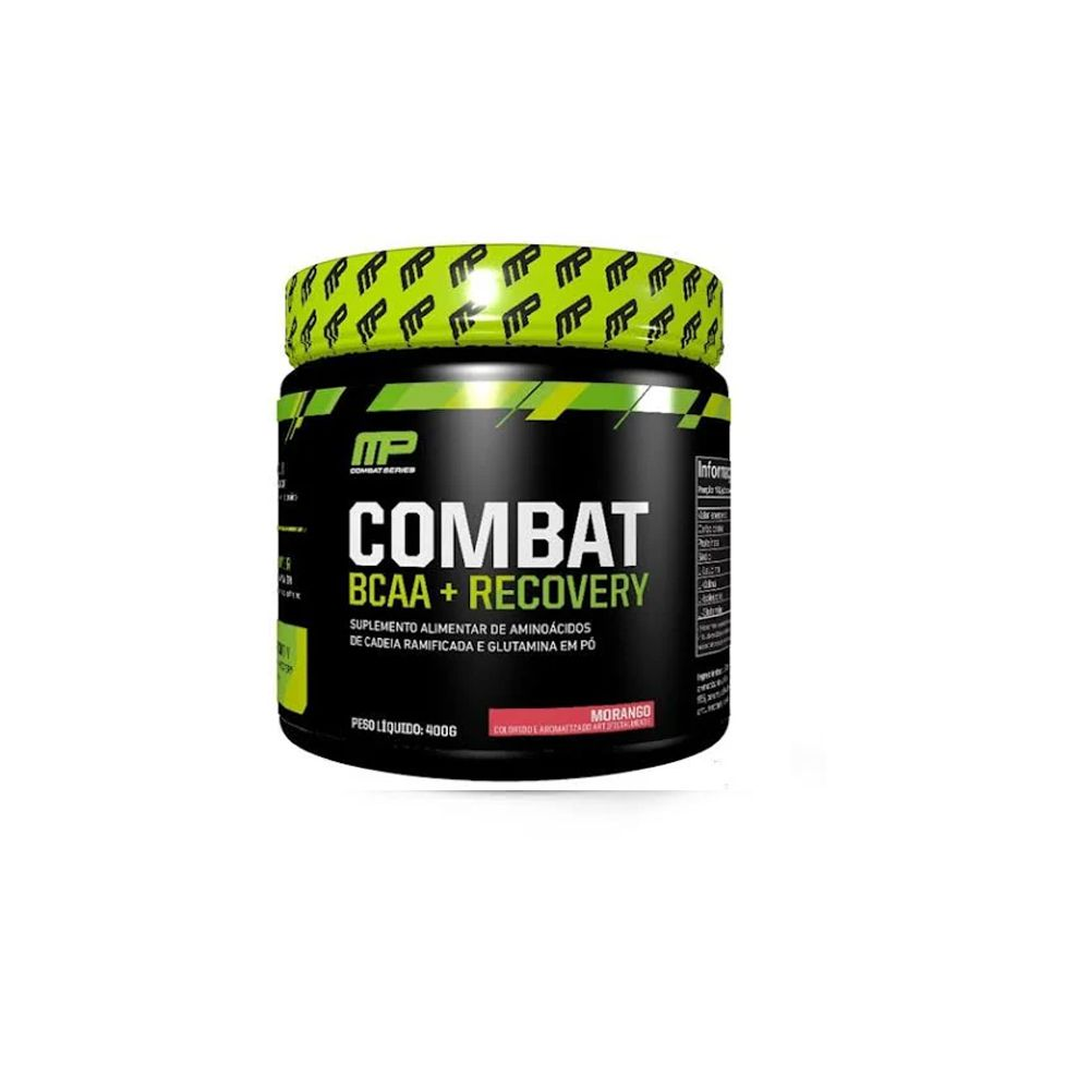 BCAA Recovery Combat 400gr - Muscle Pharm