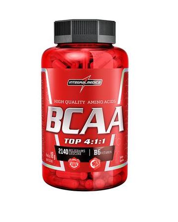 BCAA TOP 4:1:1 (240 caps) - IntegralMédica