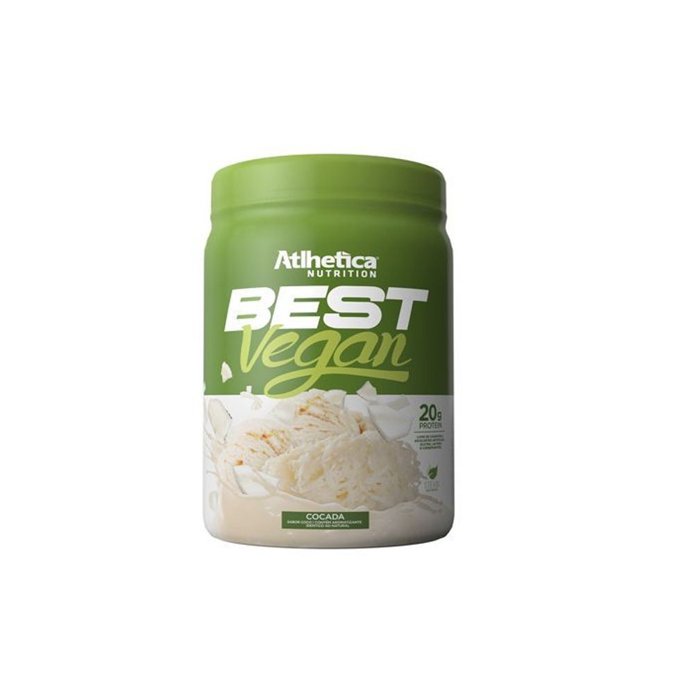 Best Vegan 500gr - Atlhetica Nutrition