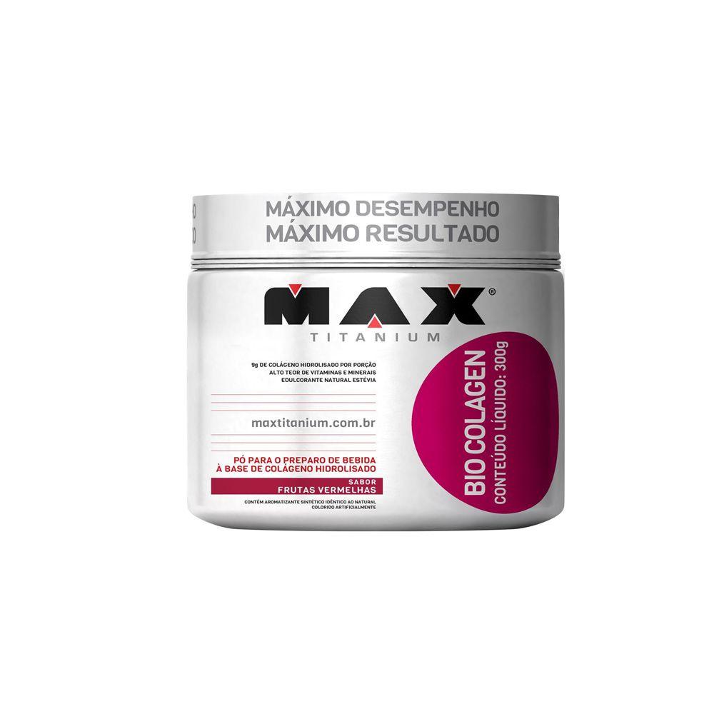 Bio Colageno 300gr - Max Titanium