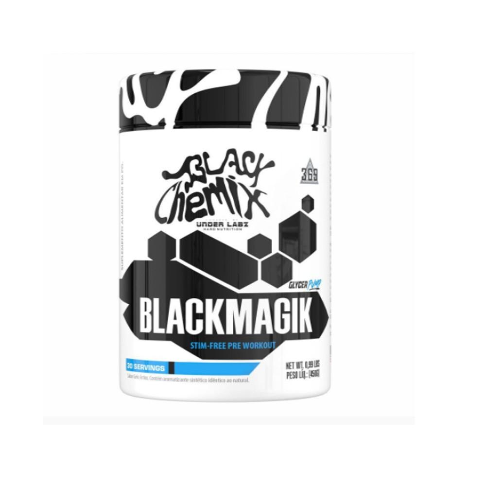 BlackMagic Black Chemix 450g - Under Labz