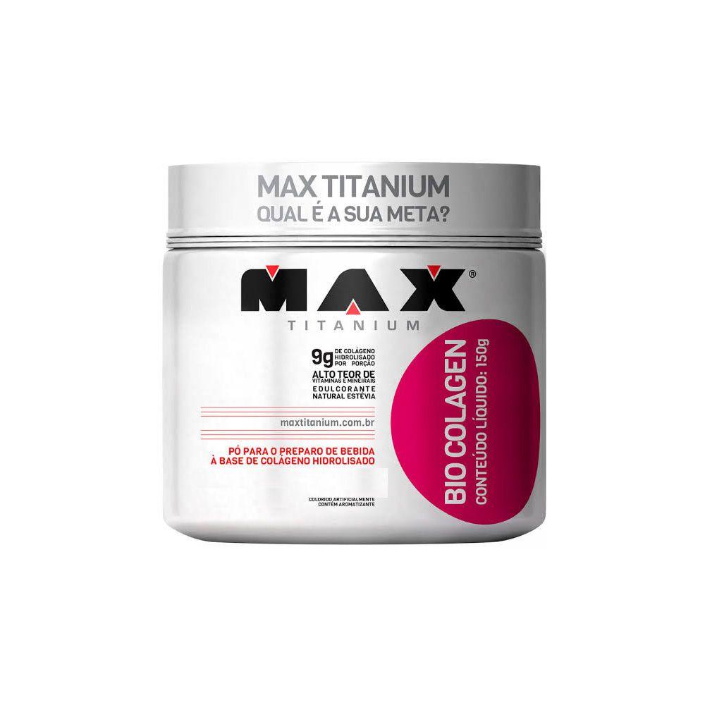 Colágeno Bio Colagen (150g) - Max Titanium