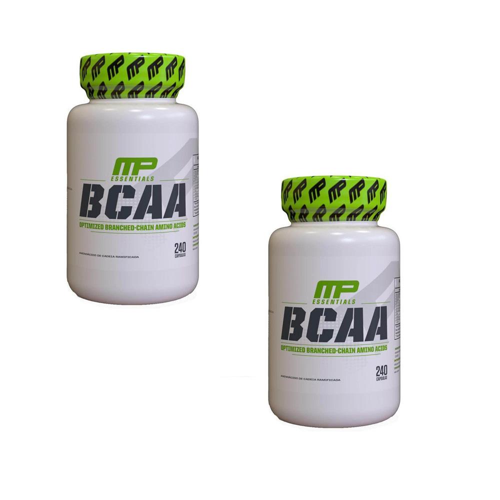 Combo 2x BCAA MP 240 caps - Muscle Pharm