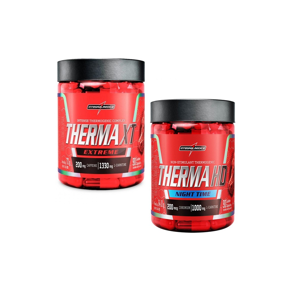 Combo Therma HD + Therma XT - Integral Médica