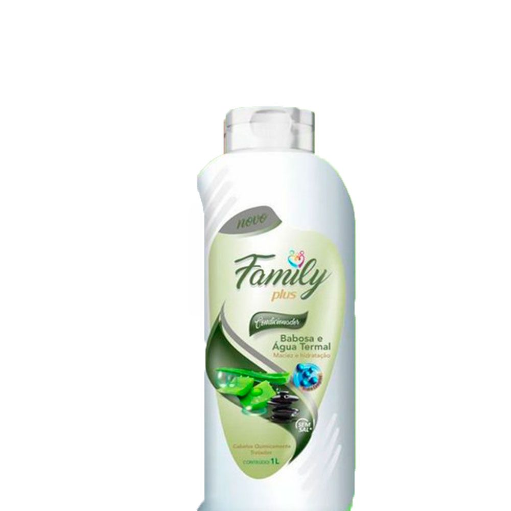 Condicionador Family Plus 1 Litro