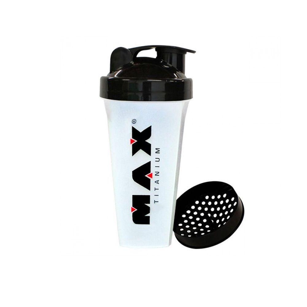 Coqueteleira Max Titanium - 600ml