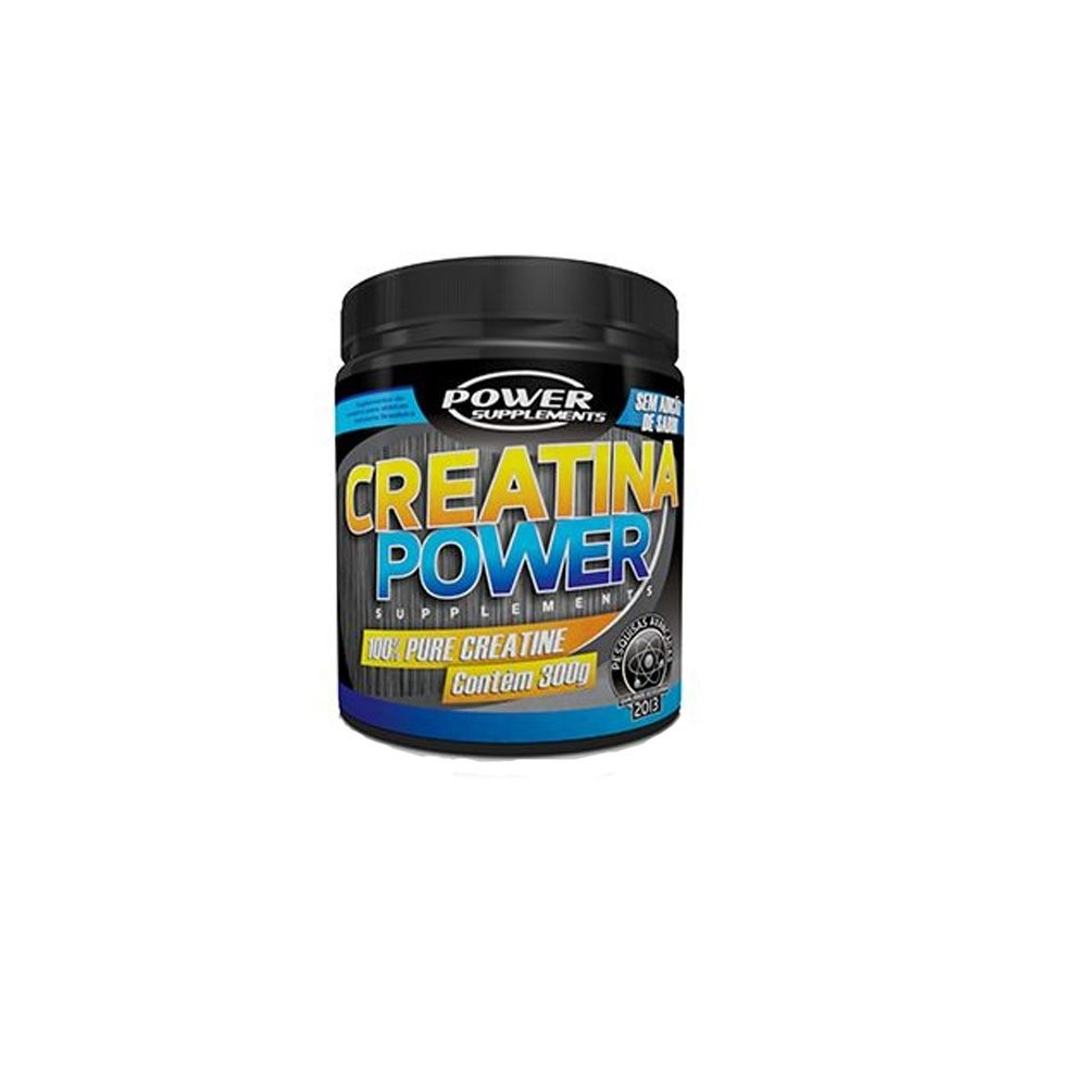 Creatina 300gr - Power Supplements