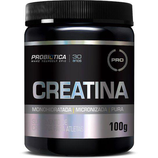 Creatina Pura (100g) - Probiótica