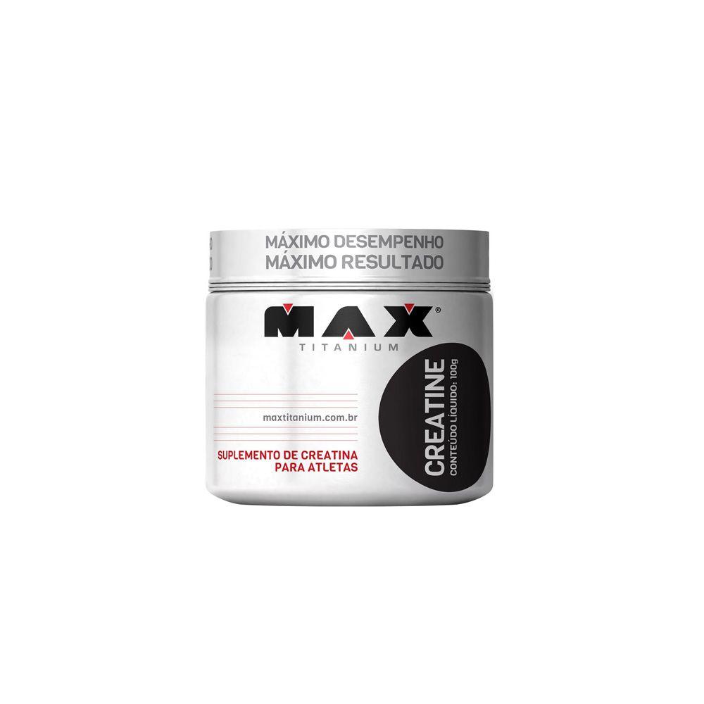 Creatine 100gr - Max Titanium