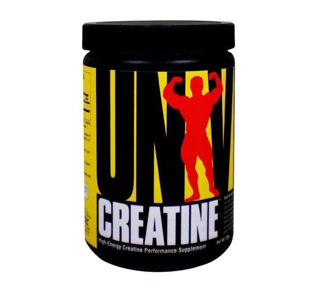 Creatine (120g) - Universal Nutrition