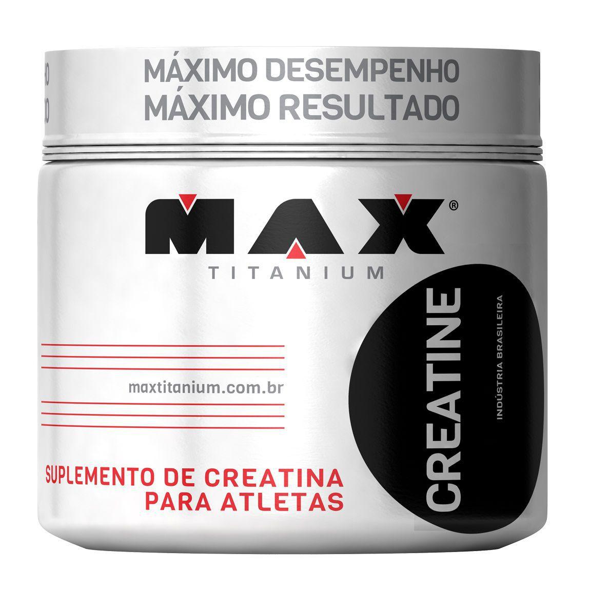 Creatine (150g) - Max Titanium