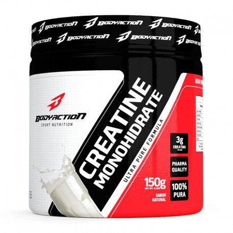 Creatine Powder (150g) - Body Action