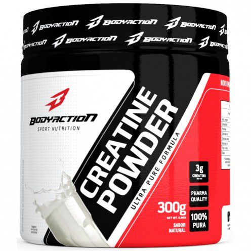 Creatine Powder (300g) - Body Action