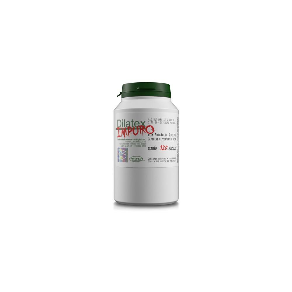 Dilatex Impuro 120 caps - Power Supplements