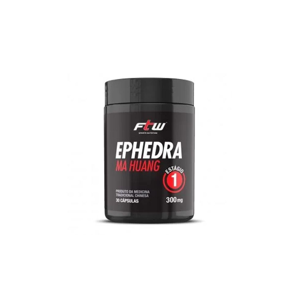 Ephedra Ma Huang 30caps - FTW