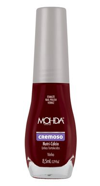 Esmalte Cremoso (8,5ml) - Mohda