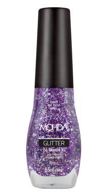 Esmalte Glitter (8,5ml) - Mohda