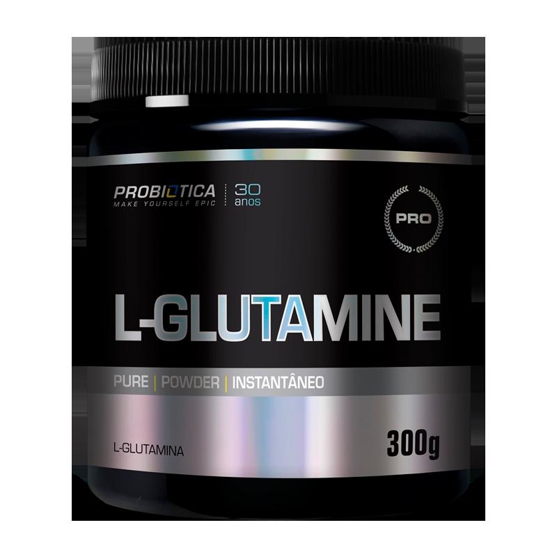 Glutamina (120g) - Probiótica